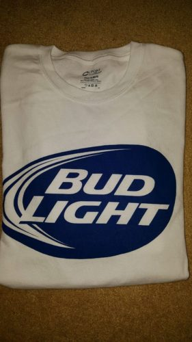 Port And Comp Budlight T Shirt